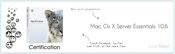Mac os x server essentials 10.6